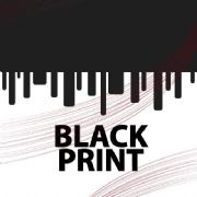 Black Print NCR Books